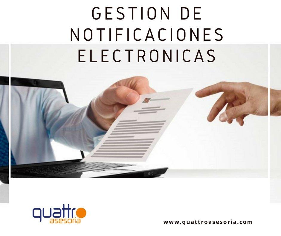 gestion de notificaciones electronicas - Sanciones por no consultar las notificaciones electrónicas, Como evitarlas?