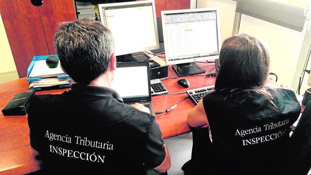 1 9 - Hacienda ha descubierto 1.300 millones de euros en sus inspecciones en las sedes de las empresas
