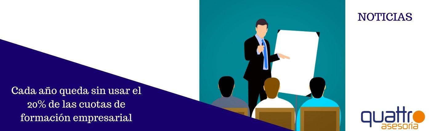noticias y notas de aviso banner linkedin 8 - Cada año queda sin usar el 20% de las cuotas de formación empresarial