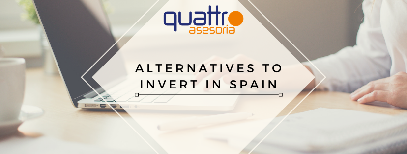 ALTERNATIVES TO INVERT IN SPAIN 2 - Information to Invest